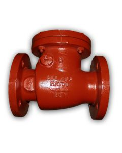 "CHECK VALVE 3"" CAST IRON FLANGED"