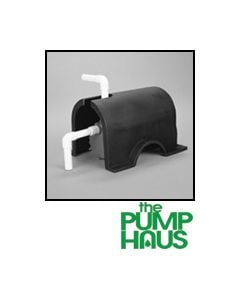 RUGGED BLACK PUMP HAUSE