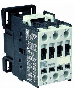 Cwm25-00-30v24 Weg Iec Contactor 3p 25a 230vac Coil
