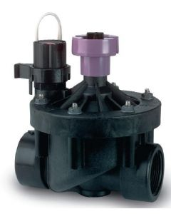 "RAINBIRD 11/2"" INDUSTRIAL ELECTRIC VALVE 24 V COIL (150PEB)"