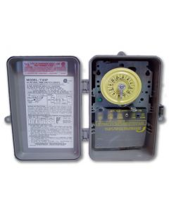 INTERMATIC POOL TIMER 120 VOLT T101P Steel Gray Case