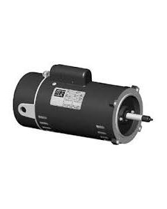 1/2 Hp 3450 Rpm 1ph 115/230v 56j Fr. Odp Weg Motor
