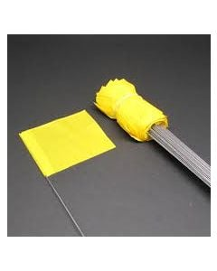 Marking Flags Yellow (100)