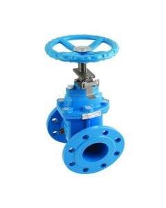 Cast Iron Gate Valve Flanged 6""