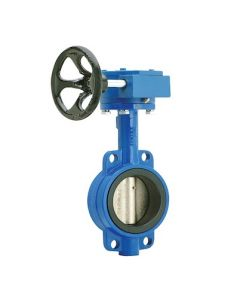 Cast Iron Wafer Butterfly Valve 12""