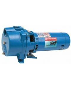 SPRINKLER PUMP 1 HP 115/230V 1 PH 20-40 PSI C. IRON GOULDS