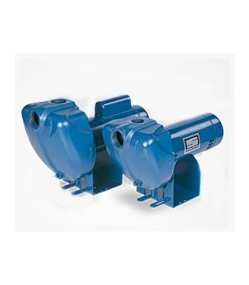 Sprinkler Pump 2hp 230v 1 Ph C. Iron Starite