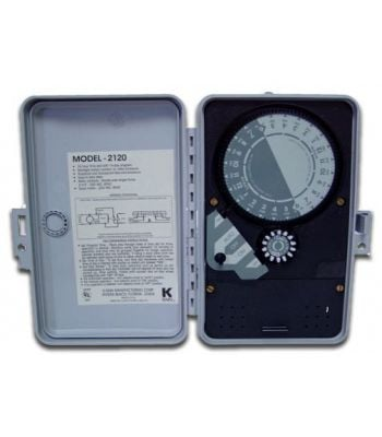 Krain Irrigation Timer 220v Single Station Control 2120